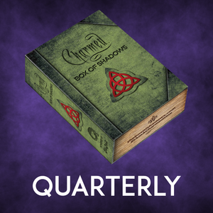 Charmed: Box of Shadows Subscription - Quarterly Plan