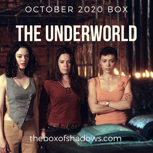 "October ""The Underworld"" Box"