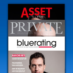 Bluerating + Asset Class + Private | Abbonamento annuale al formato digitale