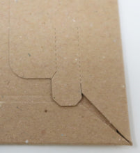 Load image into Gallery viewer, Board Envelope. Brown. 332 x 232mm, boxed in 100's. Self seal & Easy open