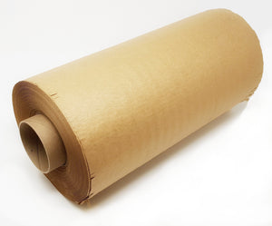 Brown Hexcel paper roll refill