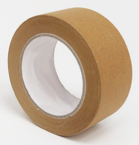 Kraft paper self-adhesive brown tape 48mm x 50 metres