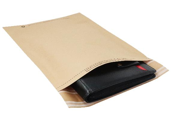 Protega Courier Bag : 240mm x 380mm with 100mm bottom gusset