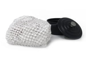 White HexcelWrap paper surface protection is an eco-friendly, recyclable alternative to bubblewrap