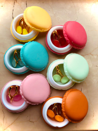 Martinica - Macaron Earrings