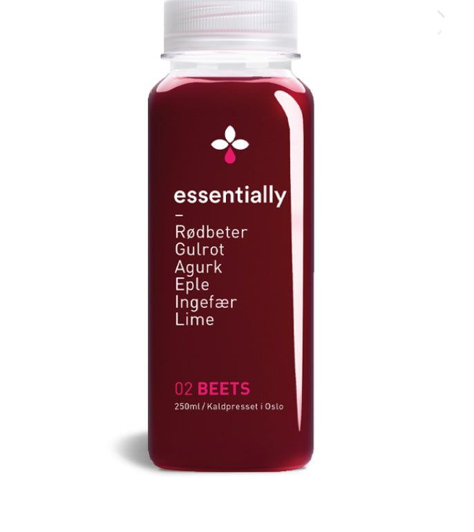 Essentially Juice, beets