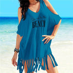 TAKE ME TO THE BEACH COVER UP