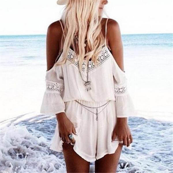 CARLY PLAYSUIT