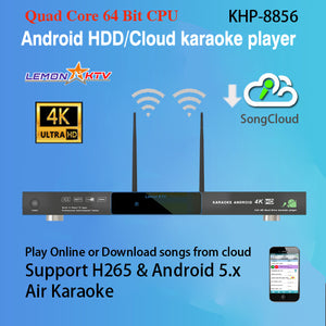 KHP-8856 cloud karaoke player