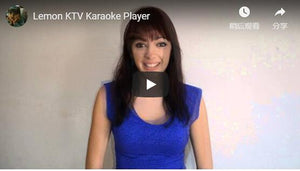 Lemon KTV Karaoke Player (User Show)