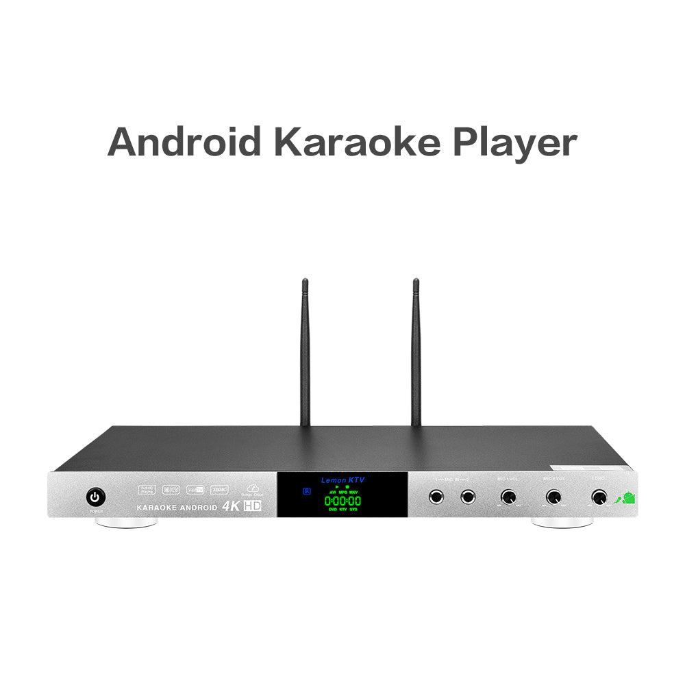 KHP-8866 High Quantity Android HDD Karaoke Machine | Cloud Karaoke Player |  Full HD Jukebox