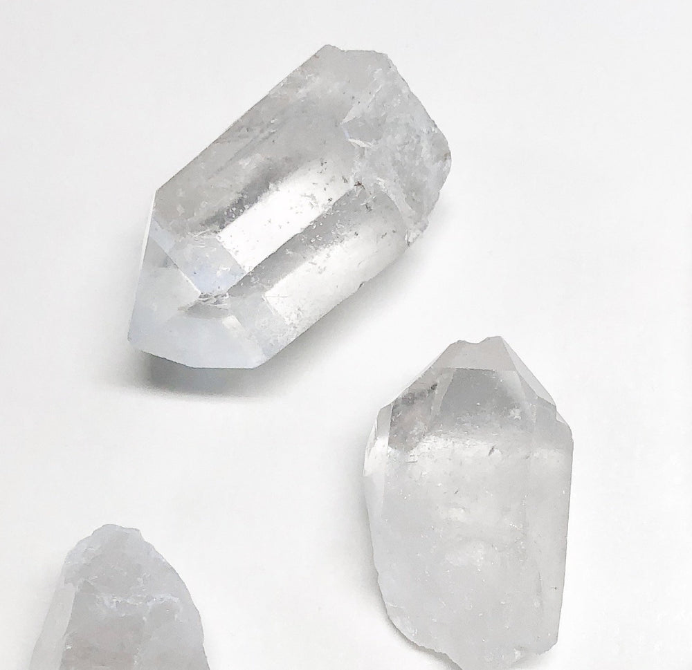 Reiki Charged Clear Quartz