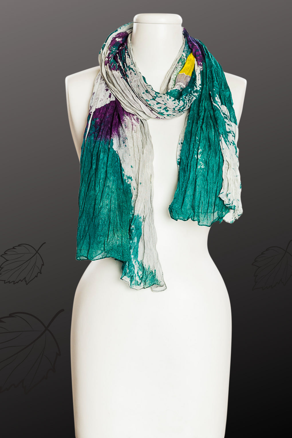 Digital Look Scarf (SE-9551)