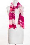 Tonal Stripes Scarf (SE-1339)