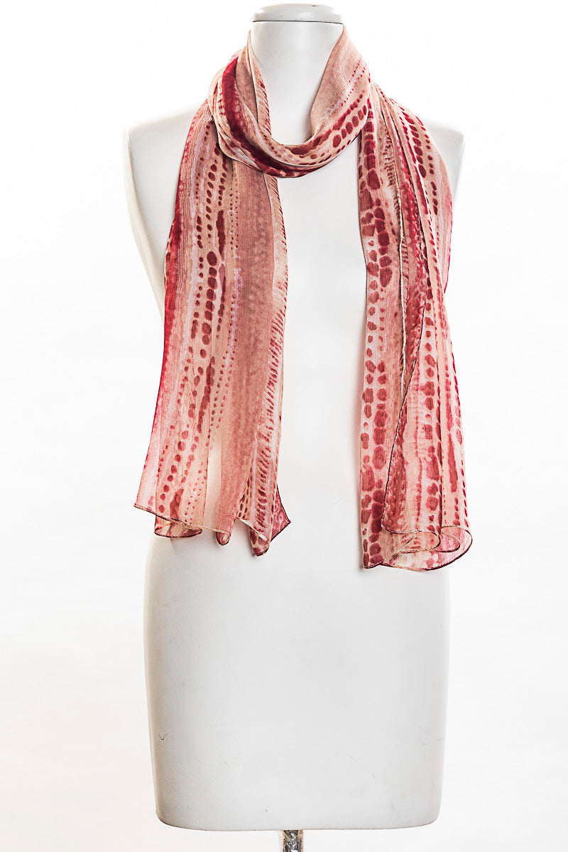 Shaded Print Scarf (SE-1335)