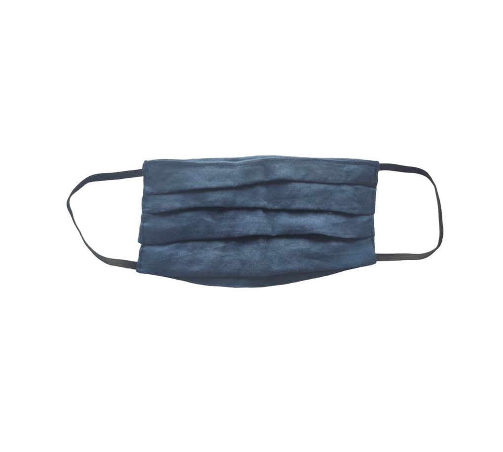 Solid Pleated Face Masks (P-1798)