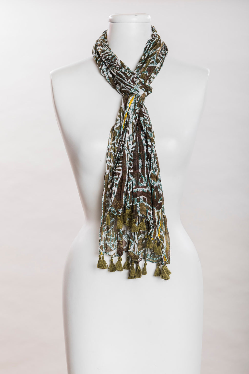 Trible Ethnic Scarf (SE-0136)