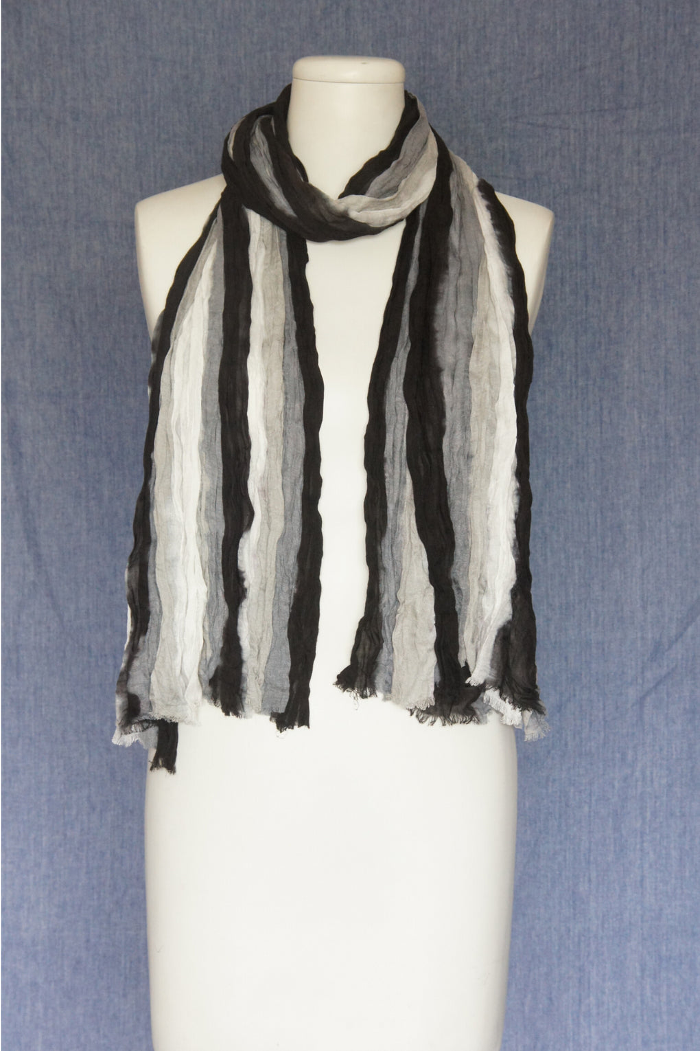 Vertical Ombre Scarf (SE-1603)