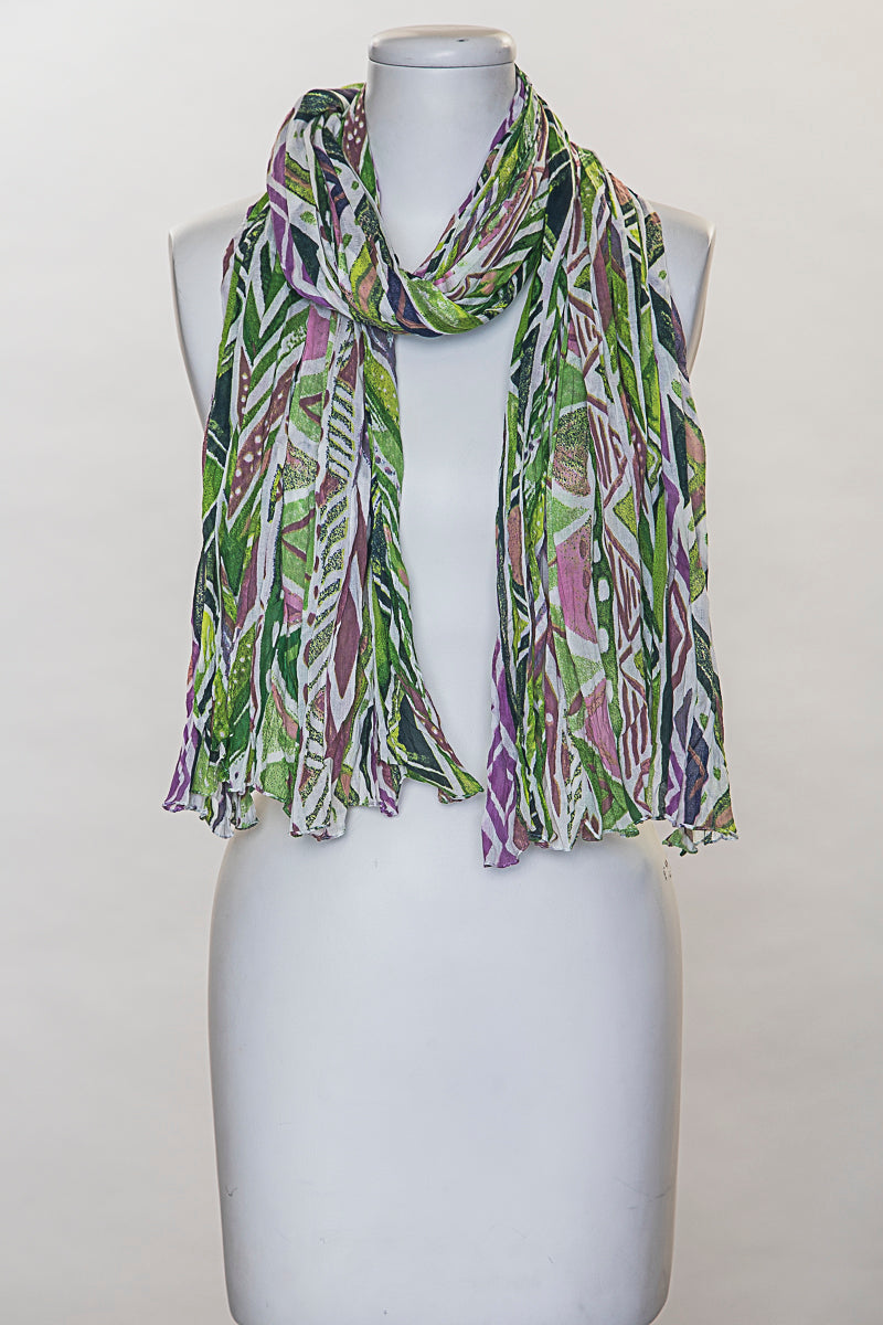 Geometry In Life Scarf
