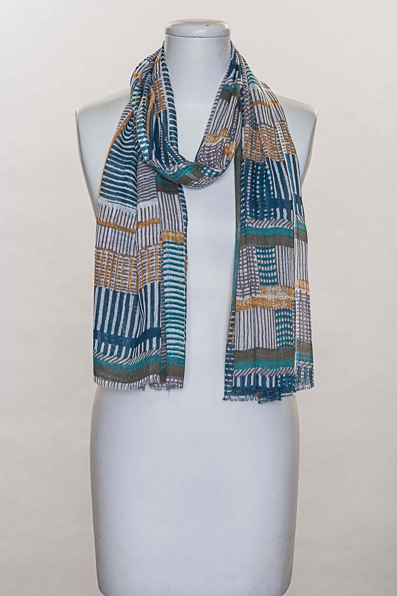 Intricate Beauty Scarf