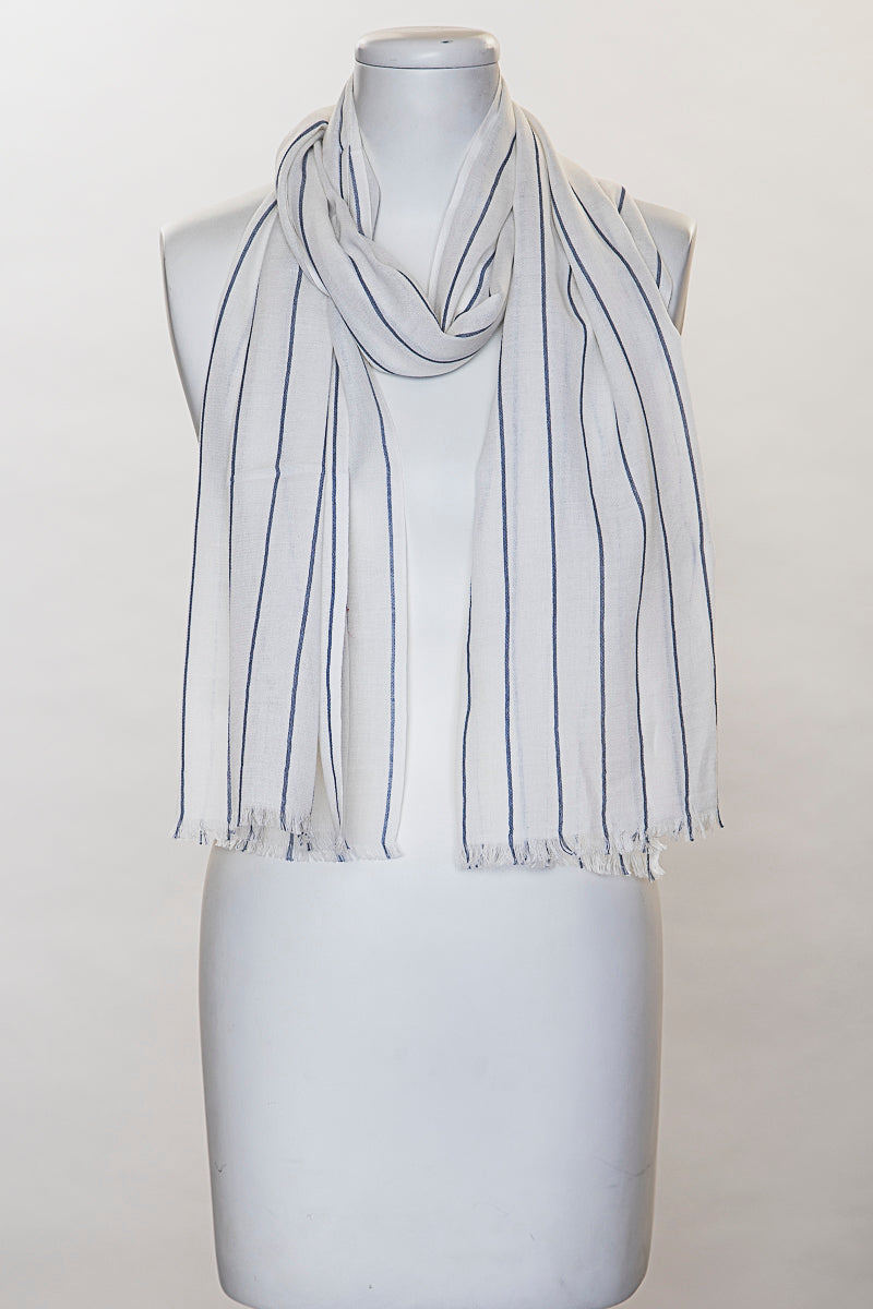 Systematic Stripes Scarf