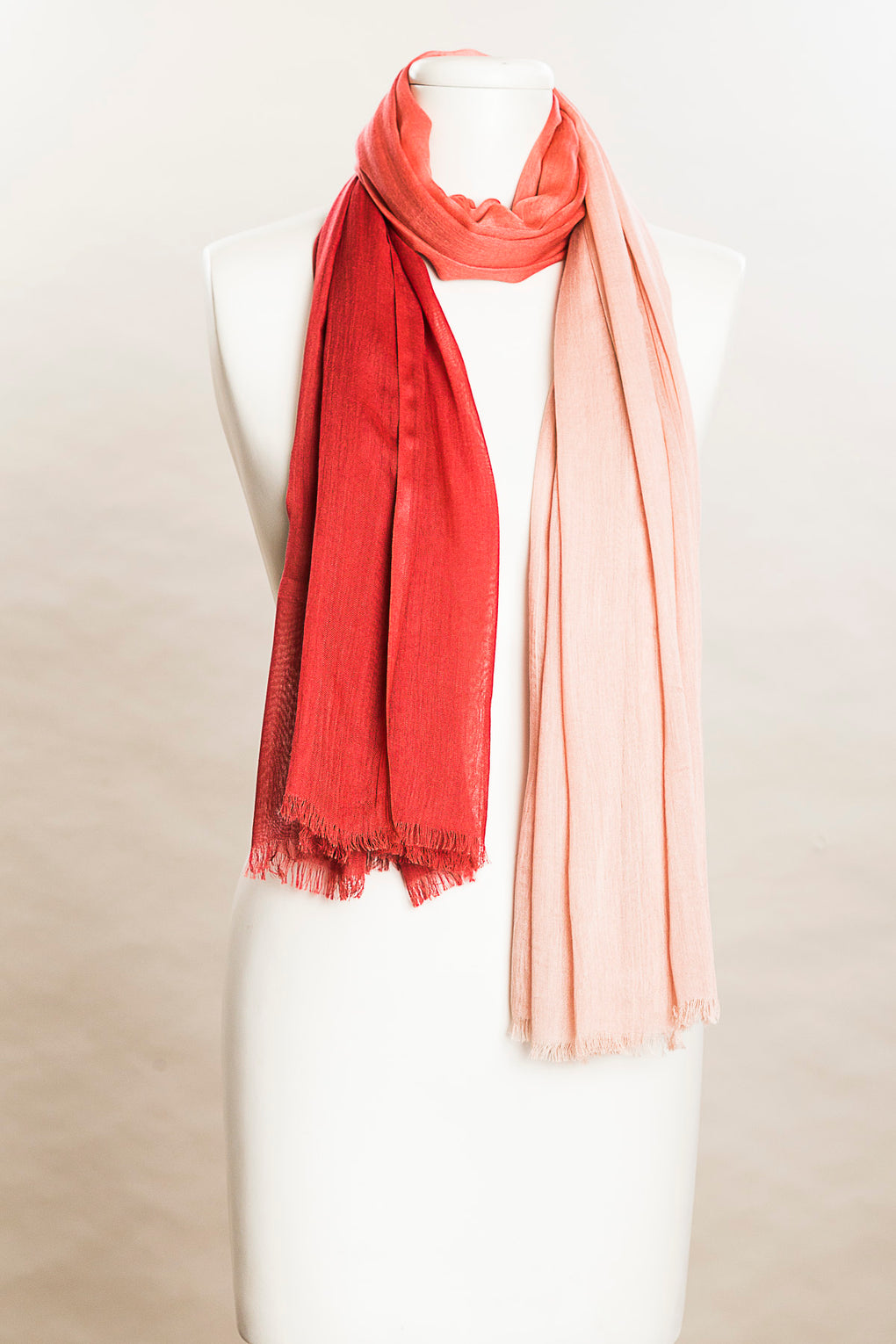 Tonal Shaded Scarf (SE-9546)