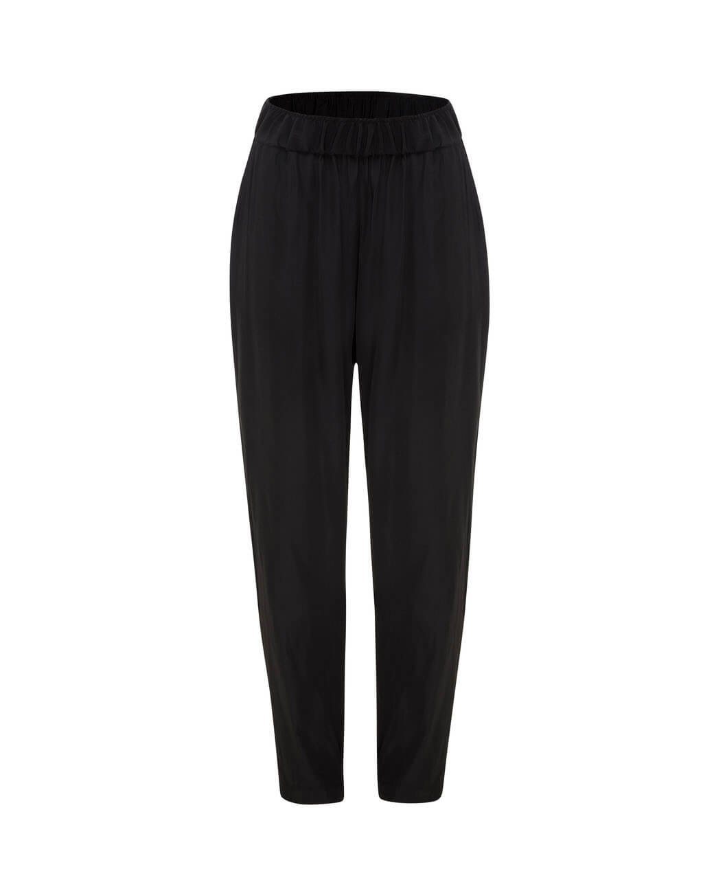 SOFT NOMAD PANT - black, navy