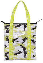 CAMO FLIGHT BAG