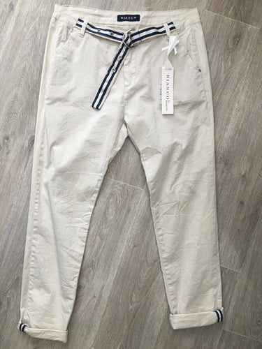 BIANCO BOYFRIEND ESSONITE CHINO JEANS