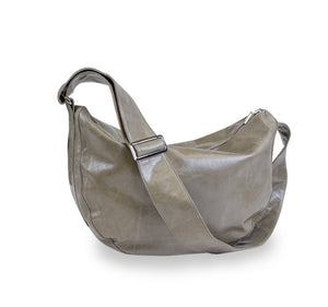 LEATHER BAG - NEUTRAL