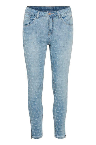 ROBINA JEANS BLUE DENIM