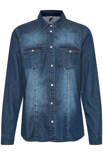UPAOLA DENIM SHIRT