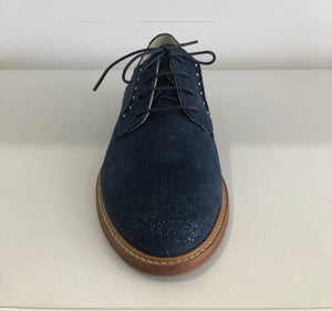 LAURETTE DENIM BROGUES