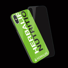 Herbalife Tempered Glass Phone Cover for iPhone