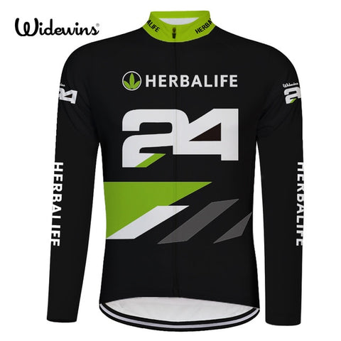 Herbalife 24 Long-Sleeve Cycling Jersey