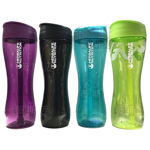 Portable and Fashionable Herbalife Nutrition Printed Water Bottle's