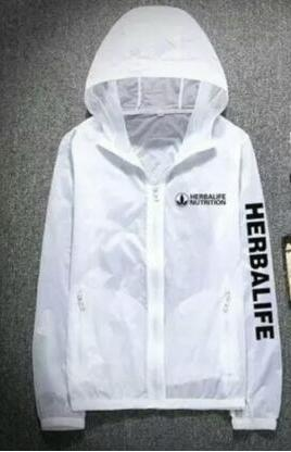 Herbalife Summer Sun Clothing zipper for Men and Women