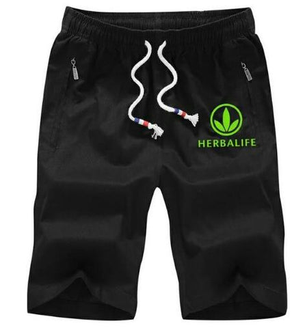 Herbalife Printed Summer Shorts for Men