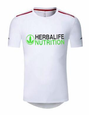 Herbalife Nutrition Printed Short Sleeve Mens Cycling T-Shirt