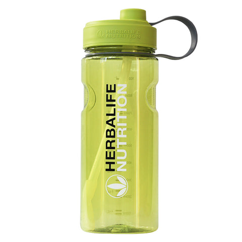 Herbalife Nutrition printed Sports Water bottle cum Shaker with Straw