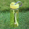 Image of Herbalife Nutrition printed Sports Water bottle cum Shaker with Straw