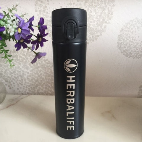 400ML Herbalife Stainless Steel Water Bottle