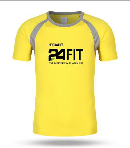 Herbalife 24 T-shirts for Men