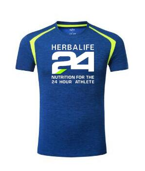 Herbalife 24 Round Neck T-Shirt for Men