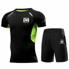 Herbalife 24 Sports T-Shirt and Shorts for Men