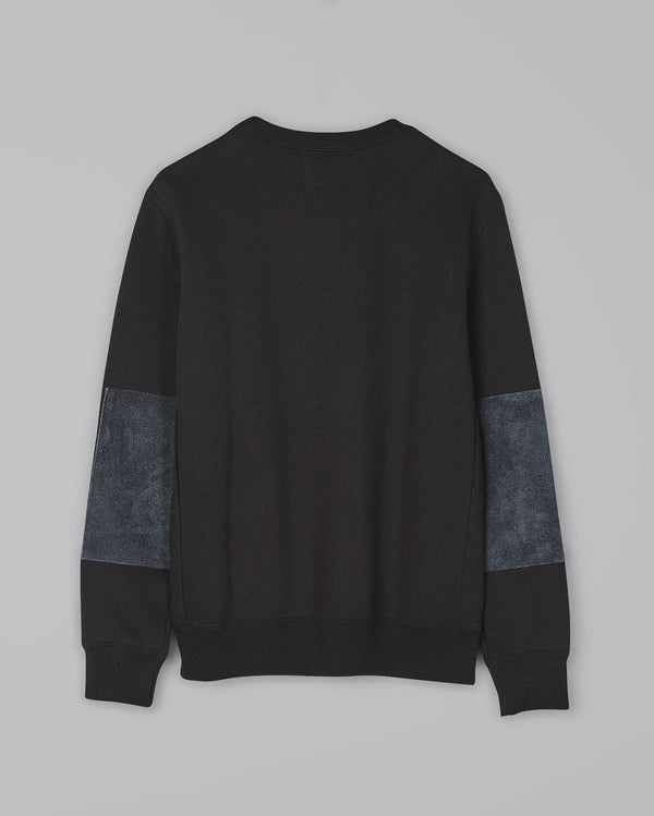 Dover Sweatshirt - Black - Orpheu Shop