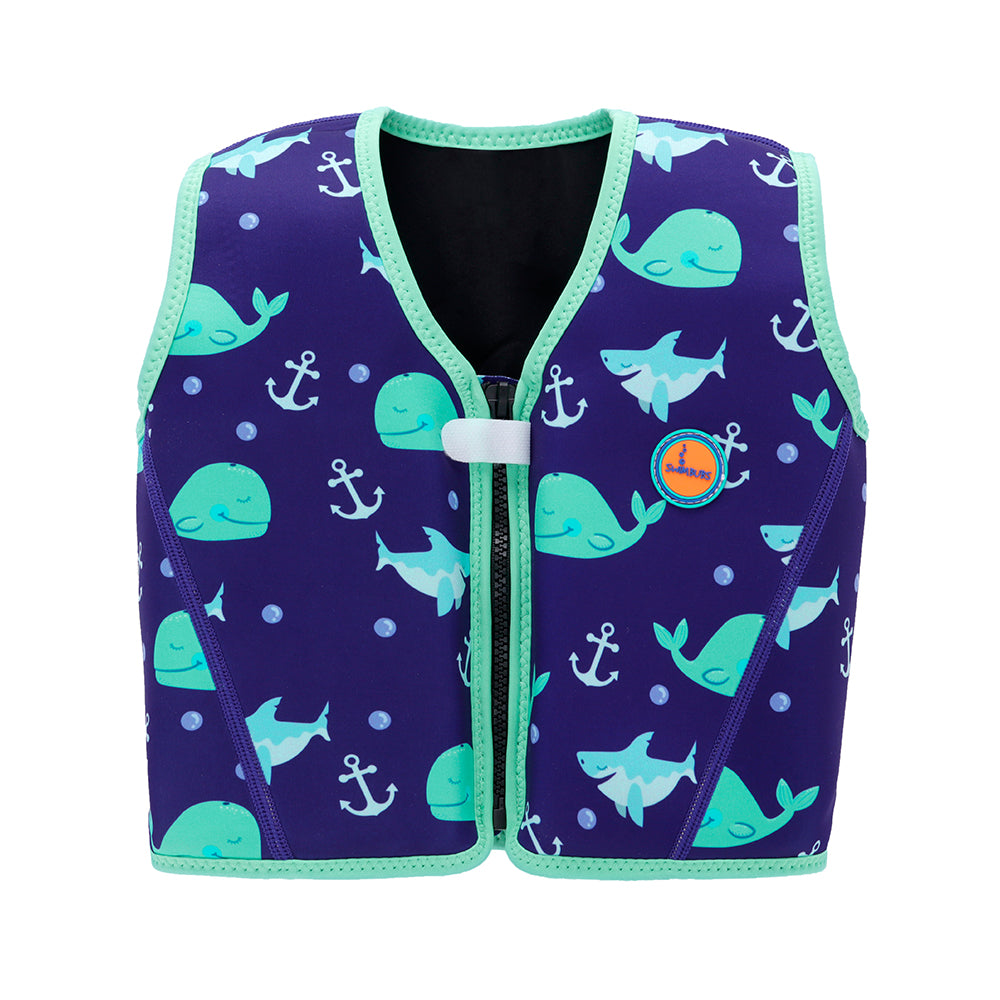 Blue Whale Float Jacket
