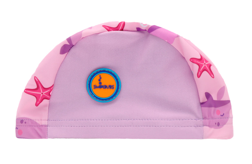 Soft Nylon Made Swim Caps For Kids And Toddler