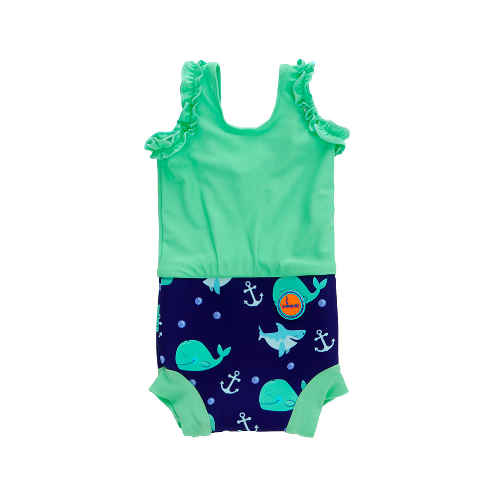 Baby Swimming Nappy Costume