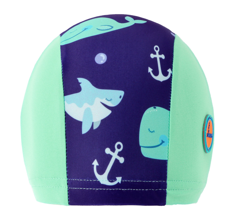 Strechy And Soft Swim Caps For Kids